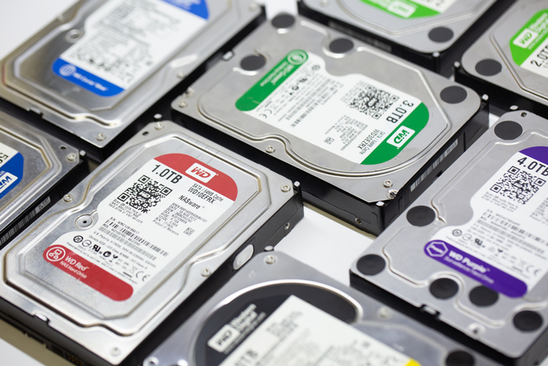 HDD donor